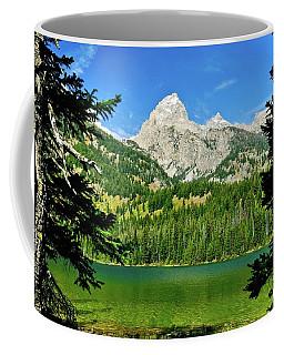Bradley Lake Coffee Mug