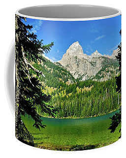 Bradley Lake Coffee Mug