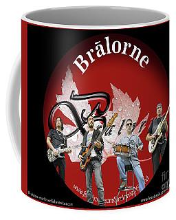 Bralorne - The Band Coffee Mug