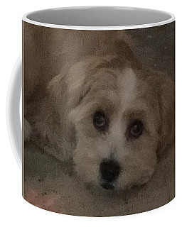 Brandy Coffee Mug by Val Oconnor