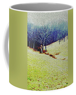 Coffee Mug featuring the photograph Brandywine Landscape by Sandy Moulder