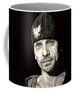 Breaking Bad Skinny Pete Coffee Mug by Fred Larucci