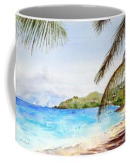 Brewers Bay Beach Coffee Mug
