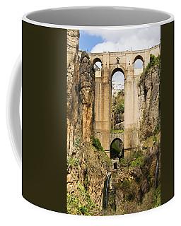 Bridge In Ronda Coffee Mug
