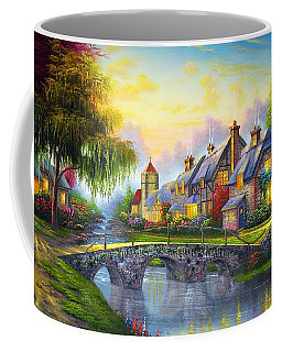 Bridge Over Troubled Waters Coffee Mug