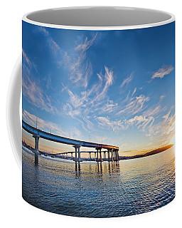 Bridge Sunrise Coffee Mug