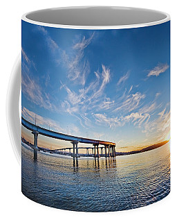 Bridge Sunrise Coffee Mug