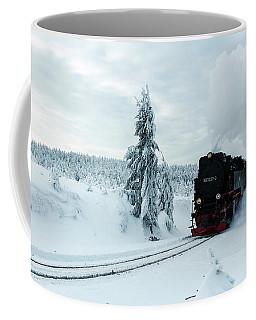 Brockenbahn, Harz Coffee Mug