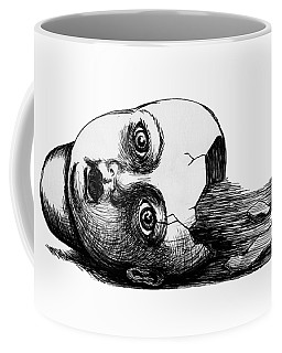 Broken Doll Coffee Mug