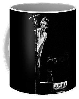 Bruce Springsteen 1975 Coffee Mug by Chris Walter