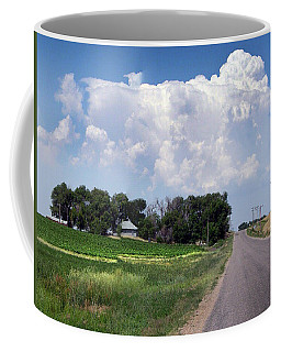 Brush Colorado Coffee Mug