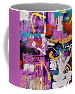 Brushstrokes Of A Lotus-eater Coffee Mug