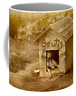 Brutis Coffee Mug