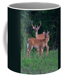 Buck Father And Son Coffee Mug