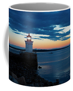 Bug Light, Portland Maine Coffee Mug