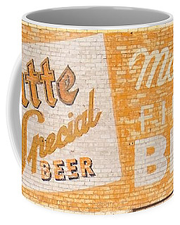 Butte Special Beer Ghost Sign Coffee Mug
