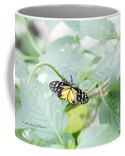 Tiger Butterfly Coffee Mug