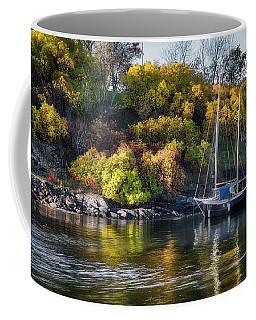 Bygdoy Harbor Coffee Mug