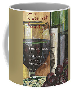 Cabernet Sauvignon Coffee Mug
