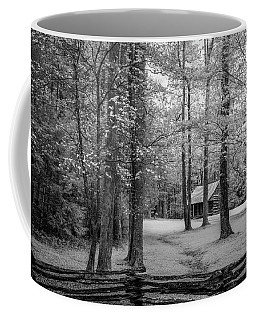 Cabin In Cades Cove Coffee Mug