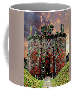 Caerlaverock Castle Coffee Mug