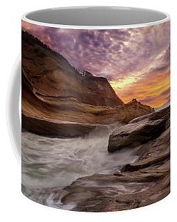 Cape Kiwanda Sunset Coffee Mug