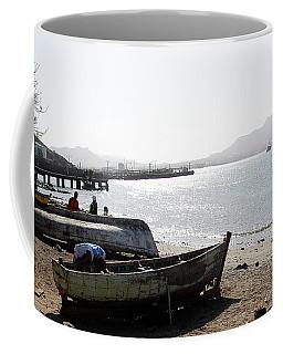 Cape Verde Coffee Mug