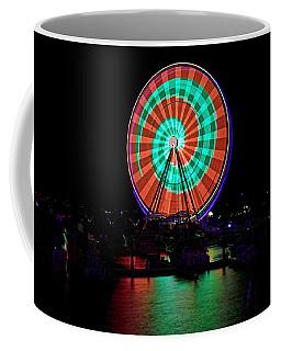 Capital Wheel Coffee Mug