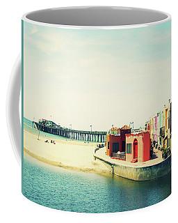 Capitola Venetian- Art By Linda Woods Coffee Mug