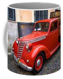 Car Coffee Mug