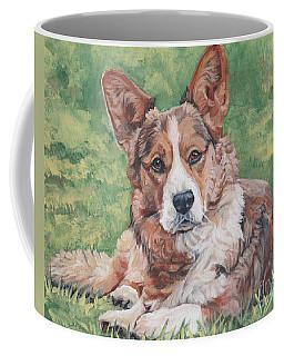 Cardigan Welsh Corgi Coffee Mug