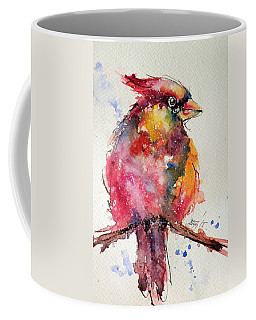 Cardinal Bird Coffee Mug