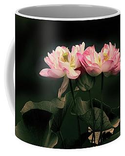 Caressed Coffee Mug by Jessica Jenney