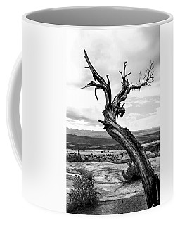 Caressed By Lightning Coffee Mug