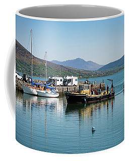 Carlingford Lough Coffee Mug by Martina Fagan