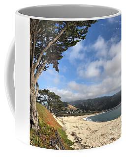 Carmel River Beach Coffee Mug