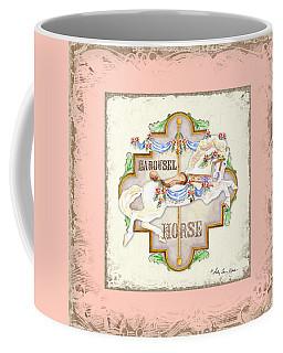 Carousel Dreams - Horse Coffee Mug