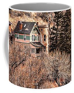 Castle House Coffee Mug by Lawrence Burry