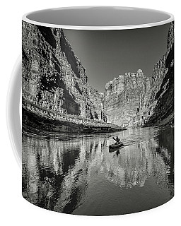 Cataract Canyon Coffee Mug