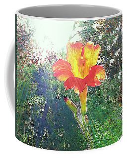 Cayuga Park Flower Coffee Mug