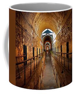 Cell Block Row Coffee Mug