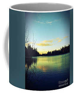 Center Of Peace Coffee Mug