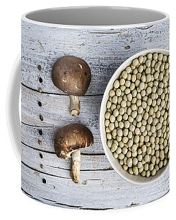 Champignons, Peas And Pepper Coffee Mug