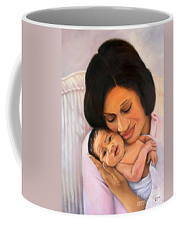 Chanelle And Kaycee Victoria Coffee Mug