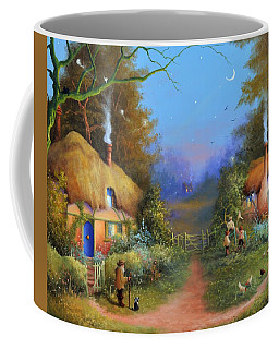 Chasing Fairies Coffee Mug