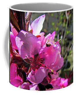 Cherry Flower Coffee Mug