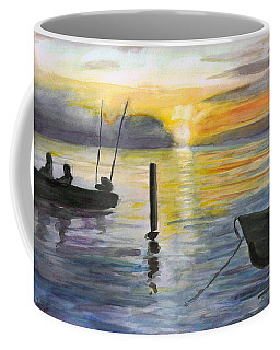 Chesapeake Sunset Coffee Mug