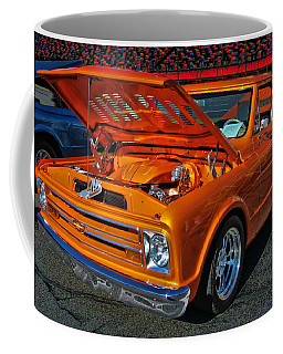 Chevy Stepside Coffee Mug