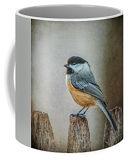 Chicadee Coffee Mug