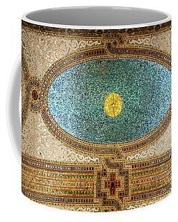 Chicago Cultural Center Ceiling Coffee Mug